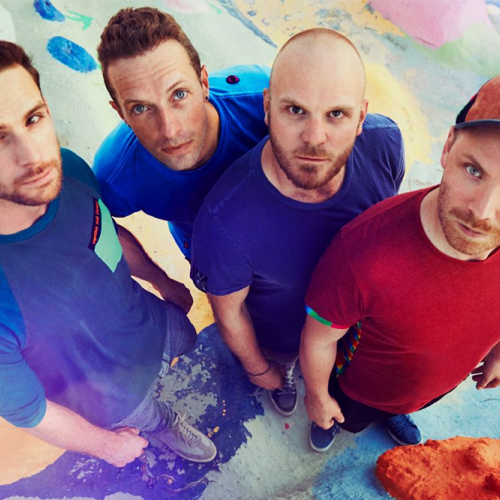 EVERYDAY LIFE È IL NUOVO ALBUM DEI COLDPLAY