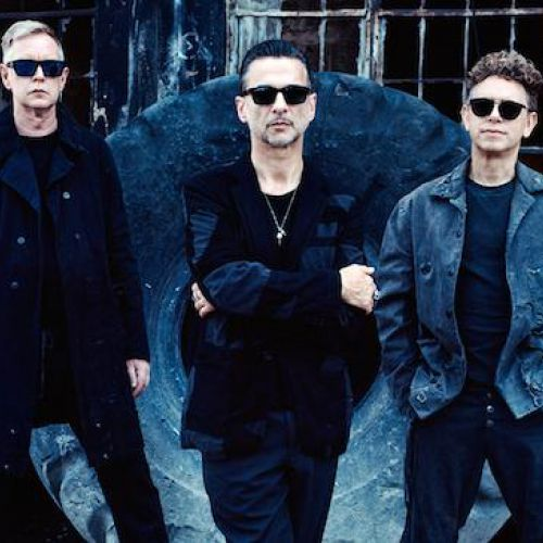 Un film dei Depeche Mode nei cinema italiani a novembre